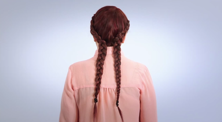 Plait video and twist video thumbnail