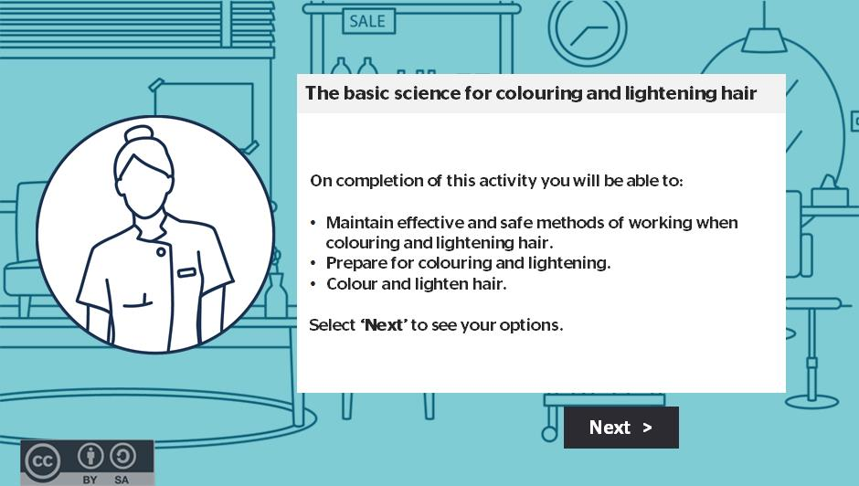 The basic science for colouring activity thumbnail
