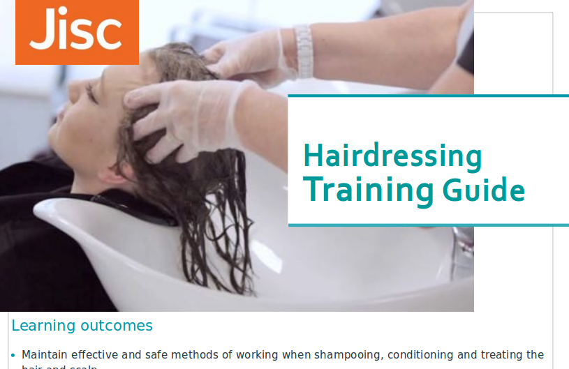 Shampooing procedure guide thumbnail
